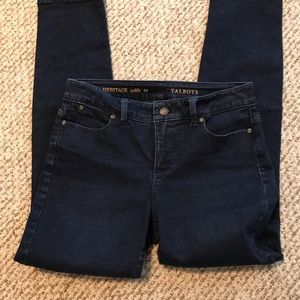 Talbots Jeans - Talbots Dark Wash